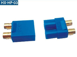 DC 3 Connector Gold Plated – 3.5mm