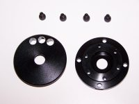 Leopard Motor covers – tett for 40mm motorer