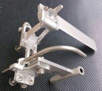 NEW Rudder/Aluminiumsror