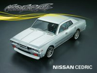 NISSAN CEDRIC – Incl. Light Bucket