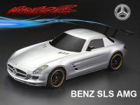 MERCEDES-BENZ SLS AMG – Incl. Light Bucket