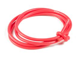 Silicone Cable – 20 AWG (Red)