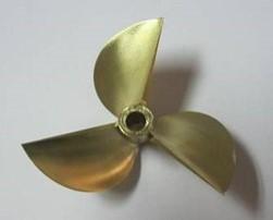 Propell – CNC Copper 3 blads – 70-6.35 – Copper