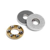 Thrust Bearing – 4.0 x 10.0 x 4.0mm – Three Piece – (2 pack)