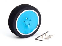 Hiro Seiko – Alu Steering Wheel-Dish Wheel – (T-Blue colour)