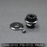 MST – Alum. pulley 12T