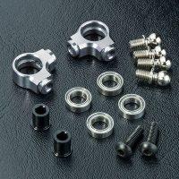 MST – Alum. arm sets S (Silver) (2 pcs)