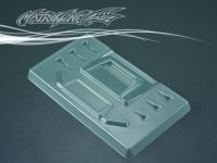 Modified Radiator Grill for 1:10 Drifting/Touring Car Body