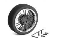 Hiro Seiko – Solar Alum Steering Minus-Offset Wheel