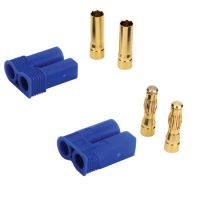 EC 5 Connector – Gold Plated (Par)