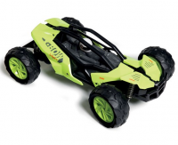 RC Buggy 1:14 RTR – 2.4 Ghz NIMH – Green/Black – USB Charger