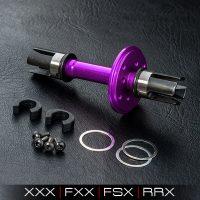 MST – XXX Alum. spool unit (Purple)