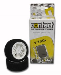 CONTACT – Foam Tyres – 1:10 40/45Sh Electric Compound
