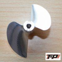 Propell – CNC 2 blads – 49-4.76 – Aluminium