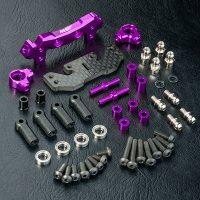MST – XXX-D IFS Alum. conversion set (Purple)