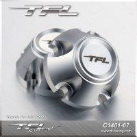 Wheel Hub – Silver – (2pcs)