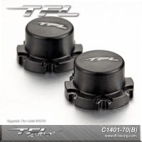 Wheel Hub – Black – (2pcs)