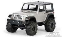 2009 Jeep Wrangler Rubicon Clear Body