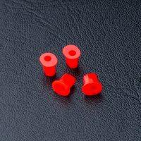 MST – Arm shaft bush 2.0 – Red (4 pcs)