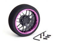 Hiro Seiko – Y-Type Alum Steering Minus-Offset Wheel