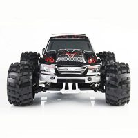 Monster Truck (Black) – 1:18 RTR