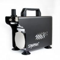 SparMax AC-501X – Airbrush Compressor – 12-16LPM 40PSI