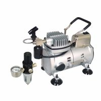 SparMax TC-501 ASR – Airbrush Compressor – 12-16LPM 60PSI