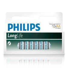 AA Philips 1.5v (12 pcs)
