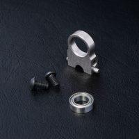 MST – FXX Alum. bearing holder (silver)