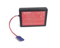 Transmitter Lipo – 1 cell 3,7V 1400mAh for MT-44