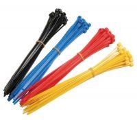 Blue Nylon Ribbon (10pcs)