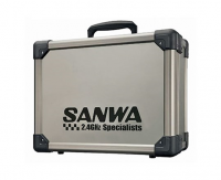 Sanwa – Hard Carrying Case (Alu) for M12