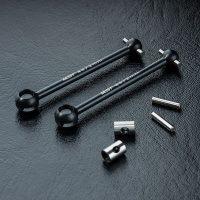 MST – FXX-D S Steel CVD universal shaft set