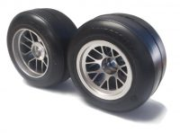 RIDE Racing Team – Front F-1 Rubber Tire Preglued (2pcs)