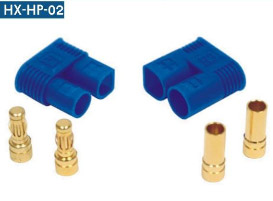 EC 3 Connector – Gold plated 3.5mm