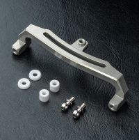 MST – XXX Alum. curved steering rail