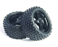 Maxam – Buggy Wheels 1:10 Rear – Complete (2pcs)