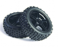 Maxam – Buggy Wheels 1:10 Front – Complete (2pcs)