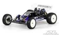 BullDog Clear Body – Kyosho RB5