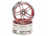 Drift Wheels – 6mm Offset – 4 pcs