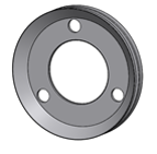 NTX 1.1 – ALU CLUTCH DISC – (WRC Racing)