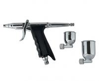 SparMax – GP-35 – Spray Gun (0.35mm) incl. 2 cups (7 & 15ML)
