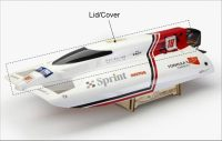 F3 Power Boat – Hatch/Lid