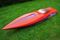WATERSNAKE – Hull – 1395mm (Fiberglass)