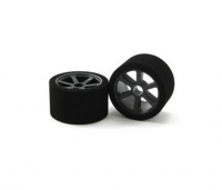 Matrix Racing – Front 25sh – Foam on Carbon Rims (2 pcs)