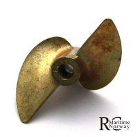 Kobber propell – 2 blads – 36-4.00mm (Reverse)