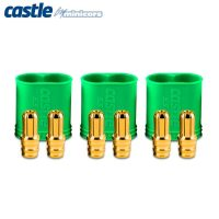 CASTLE – Polarized Bullet Conn. Male 6,5mm Set