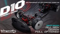 VBC WildFire D10 Dynamic Edition 1:10 Touring Car Kit