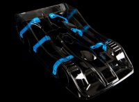 Xtreme Airodynamics – Body Stiffeners 1:8  (Made for perfect fit to Xreme bodies)