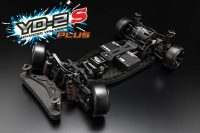 Yokomo – YD-2S-Pluss RWD Drift Car Kit (Graphite Chassis)